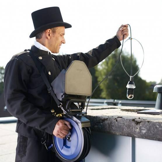 Wöhler VIS 400-40 video-inspectiesysteem