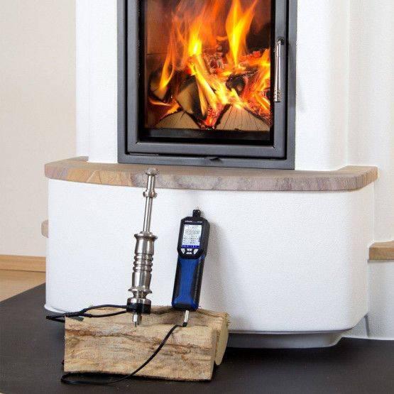 Wöhler HF 550 NL houtvochtmeter