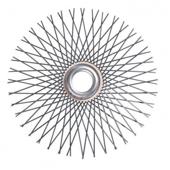 Lijnster ø 15 cm, 0, soepel staal