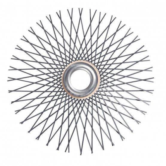 Lijnster ø 25 cm, 0, soepel staal
