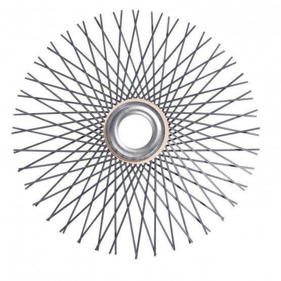 Lijnster ø 30 cm, 0, soepel staal