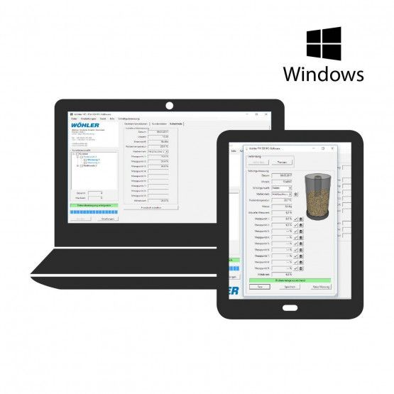 Wöhler PC-software