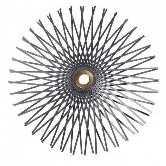 Kleinlijnster ø 20 cm, 0, stevig staal