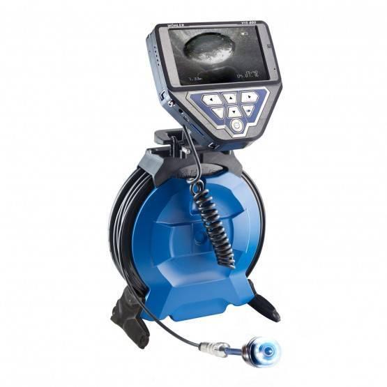 Wöhler VIS 400-40 video inspectiesysteem
