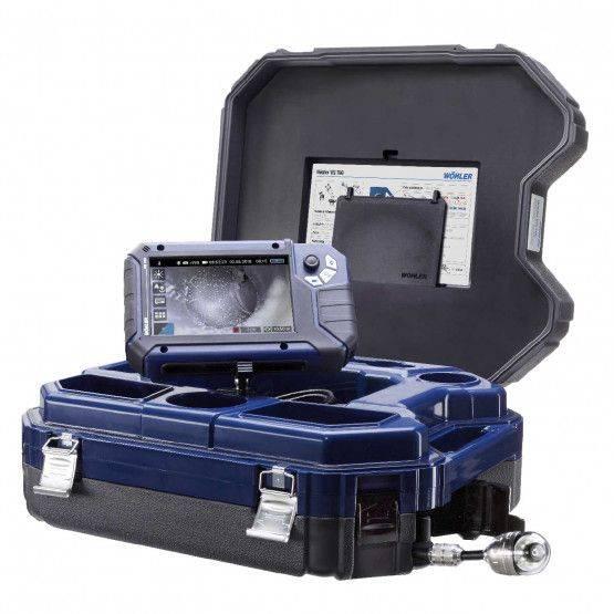 Voorjaarsactie Wöhler VIS 700-40 camera