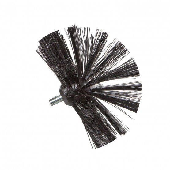 Veegborstelkop ø 12,5 cm, Perlon