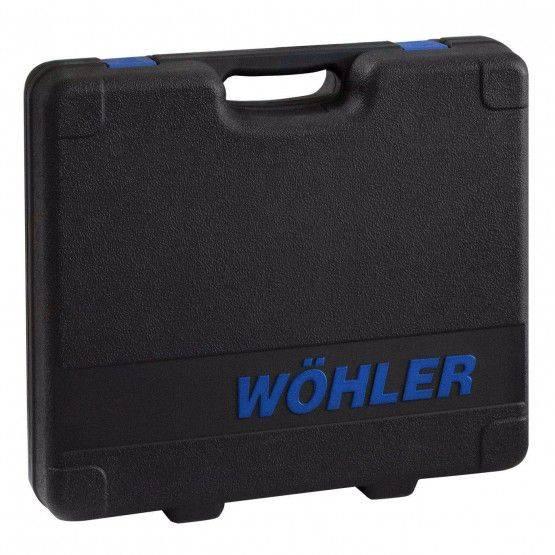 Kunststof koffer Wöhler HF 550 / FW 550