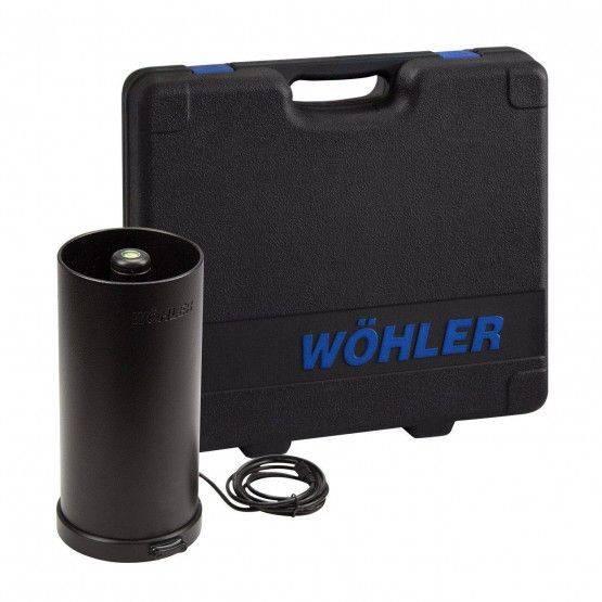Wöhler FW 550 vochtweegschaal