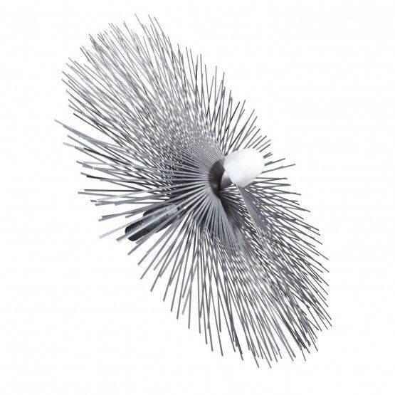 Stootbezem ø 15 cm, 0, 2 lagen