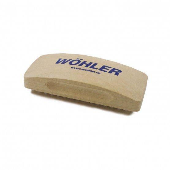 Wöhler houten handborstel