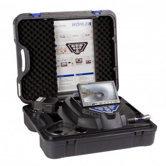 Wöhler VIS 250-20m video-inspectiecamera