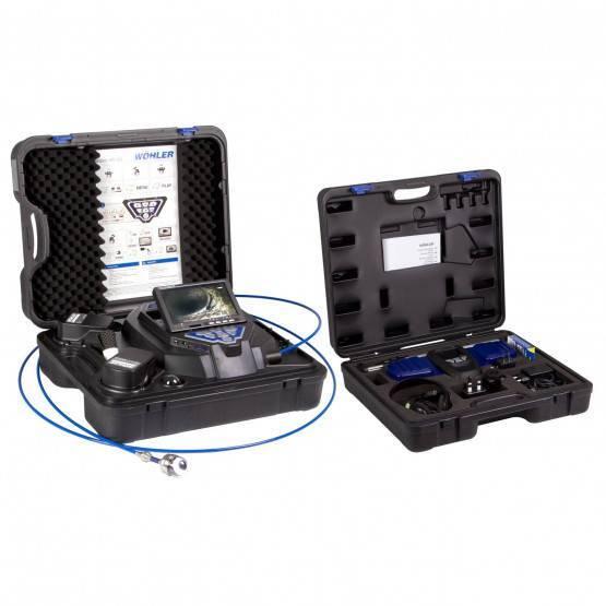 Wöhler VIS 350-20m video-inspectiecamera