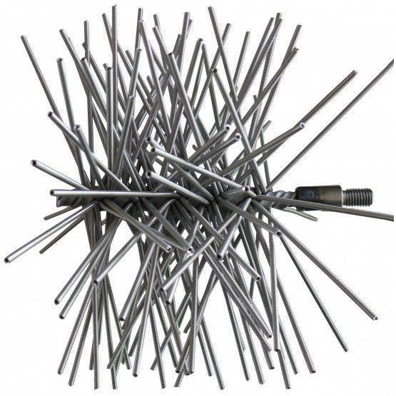 Spiraalveerborstel ø 200 mm