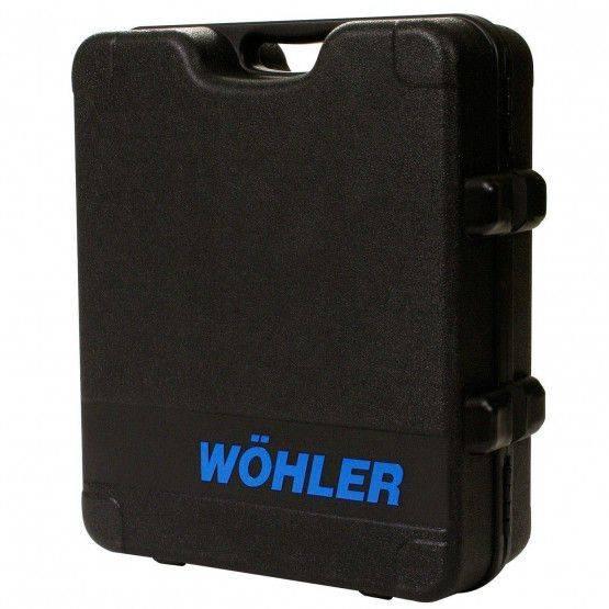 Kunststof koffer Maxi Wöhler A 400