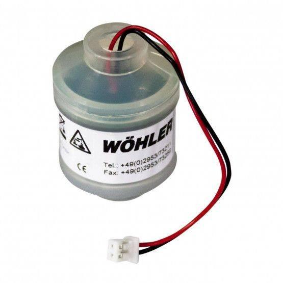 O2-sensor 25,0 vol.%, A 400