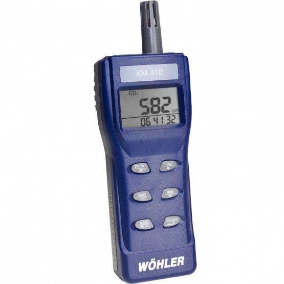 Wöhler KM 410 klimaatmeter