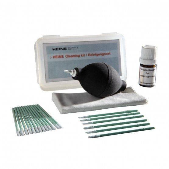 Reinigingsset voor endoscopen