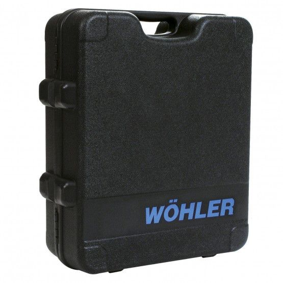 Kunststof koffer Maxi Wöhler A 450