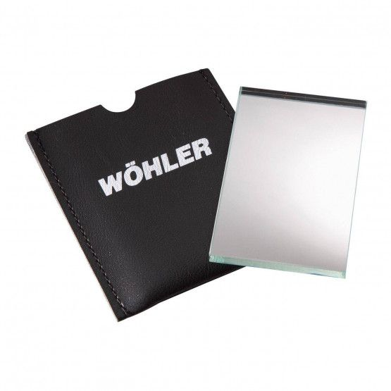 Wöhler glasspiegel middel 5 x 8 cm