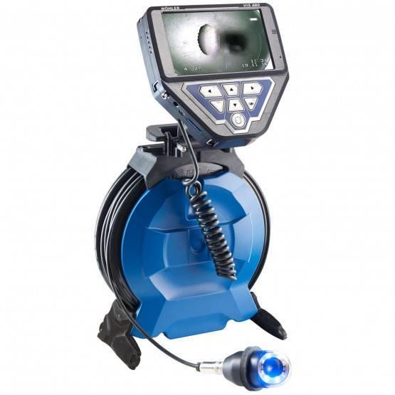 Wöhler VIS 400-51 video inspectiesysteem