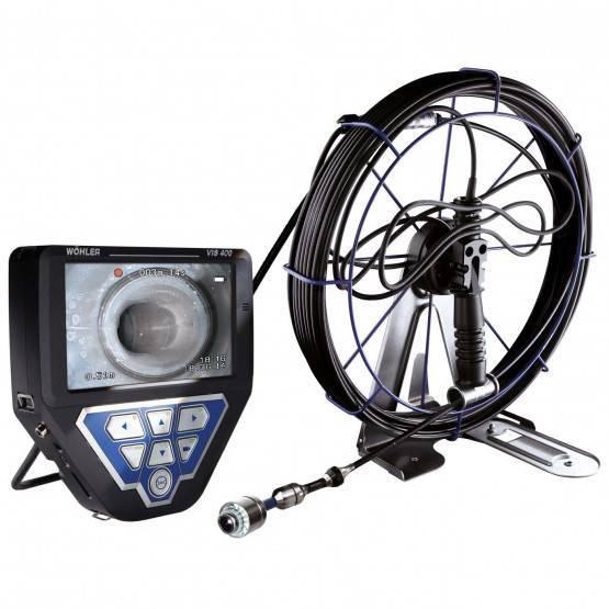 Wöhler VIS 400-26 video-inspectiesysteem