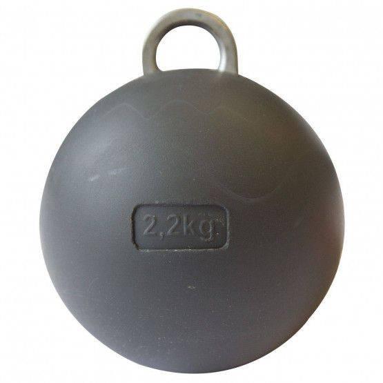 Mantelkogel 2,2 kg met oog