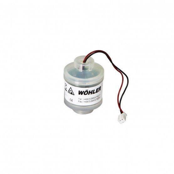 O2-sensor 25,0 vol.%, Wöhler A 550