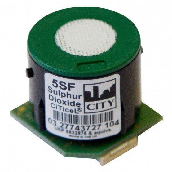 SO2-sensor 5.000 ppm Wöhler A 550