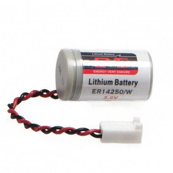 Lithiumbatterij 3,6 V 1200 mAh