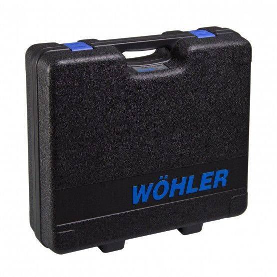 Kunststof koffer Midi Wöhler A 450 L
