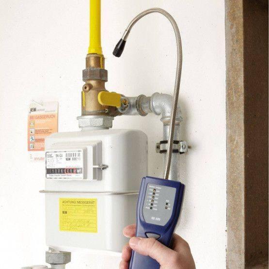 Wöhler GS 220 gaslekdetector