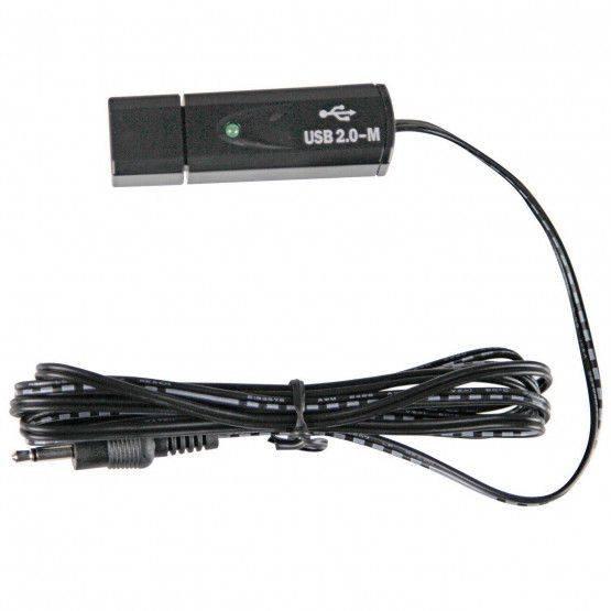 USB-verbindingskabel luchtkwaliteitmeter