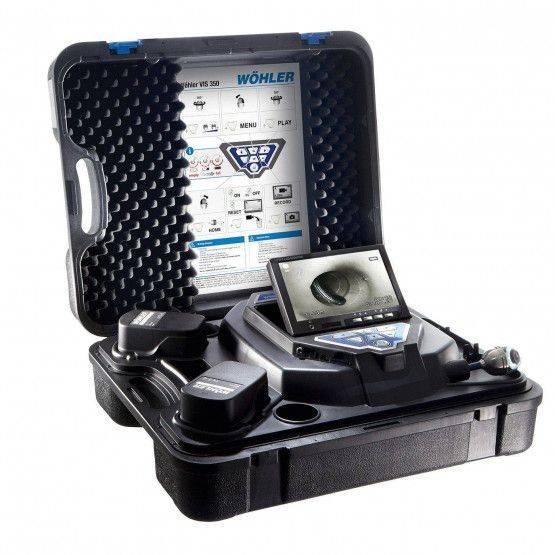 Wöhler VIS 350-Loc video-inspectiecamera