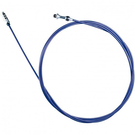 Glasvezel-camerastang 30m,blauw, ø 6,5mm