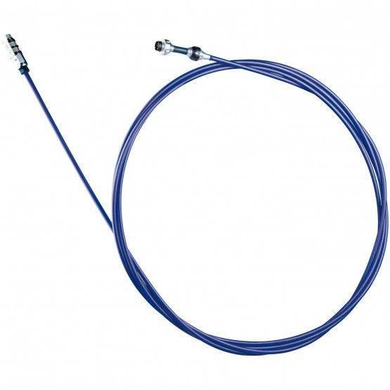 Glasvezel-camerastang 20m,blauw, ø 6,5mm