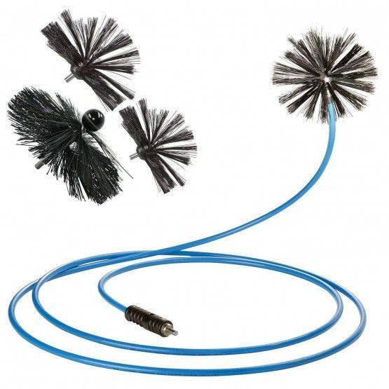 Wöhler flexible as 5 m, ventilatie