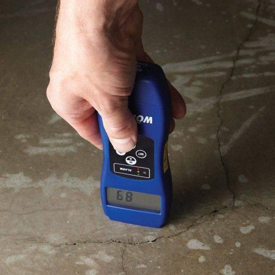 Wöhler HBF 420 hout-/bouwvochtmeter