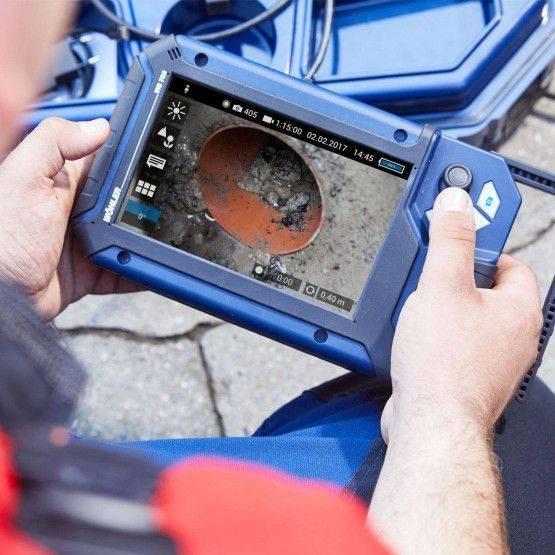 Wöhler VIS 700-26 video-inspectiecamera