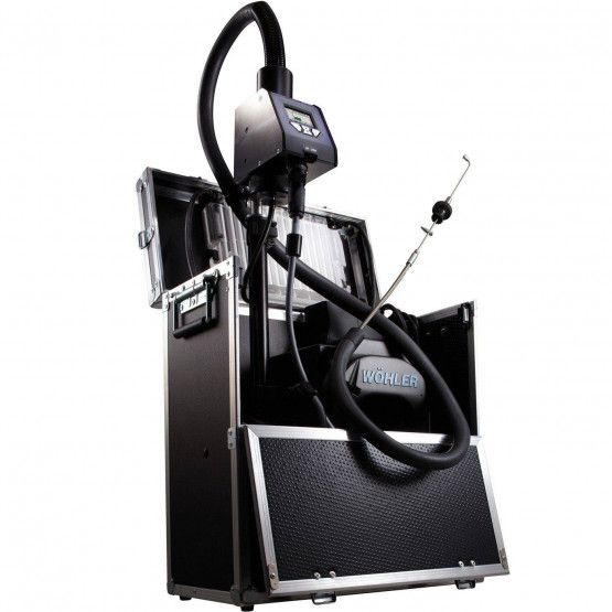 Wöhler SM 500 fijnstofanalysemeter