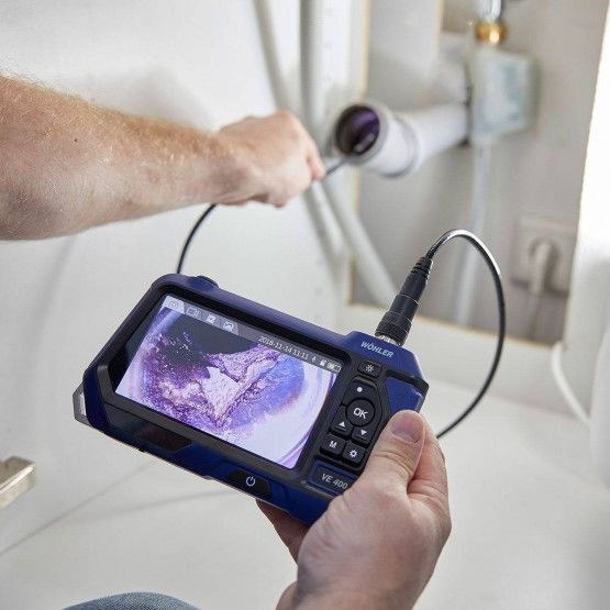 Wöhler VE 400 HD video-endoscoop set