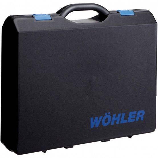 Kunststof koffer Maxi Wöhler DC 4xx