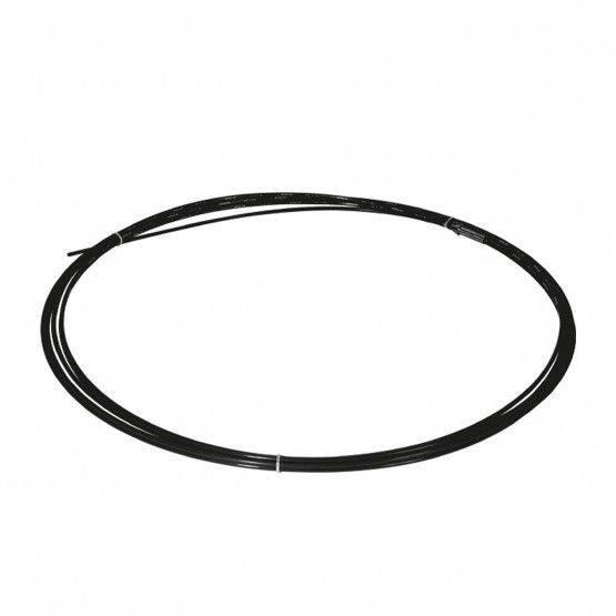Glasvezelstang 15 m, zwart, Ø 4,5 mm