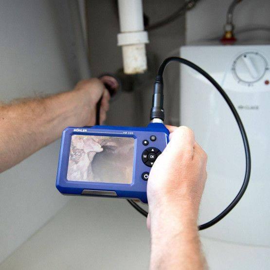 Wöhler VE 320 Video-Endoscoop