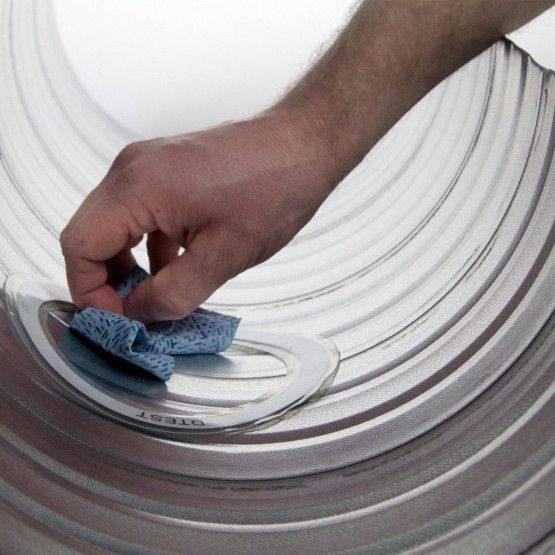 Wöhler vervuilingsgraadmeter reinheidstest van ventilatiekanalen